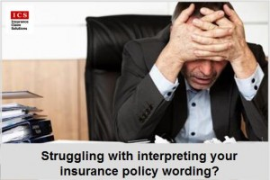 Struggling with interpreting policy wording?