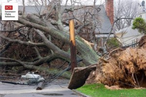 Can your home insurance policy stand up to the weather? storm damage picture