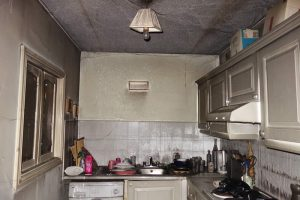 South Dublin Apartment after Fire