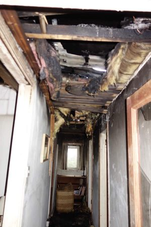 House fire, Wicklow. Insurance Claim Solutions