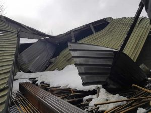 Snow and Storm Damage
