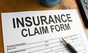 Insurance Claims Management - an insurance claim form