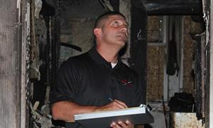 Loss Assessors Ireland - a Loss Assessor assesses fire damage to property
